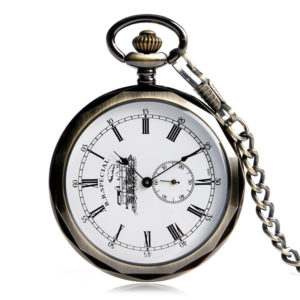Reloj de bolsillo occidental