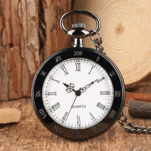 Classic precision pocket watch